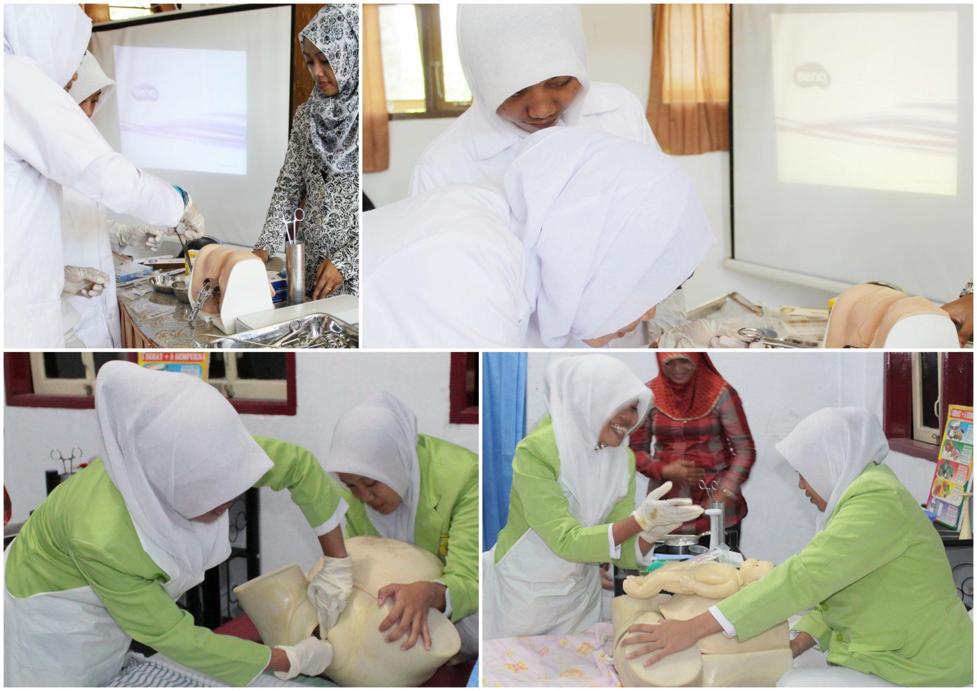 Prodi Kebidanan STIKES Muhammadiyah Manado