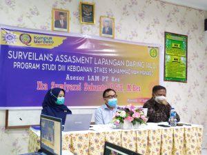 STIKES Muhammadiyah Manado, Waka 4 bidang Al-islam Kemuhammadiyahan